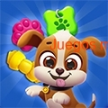 Dog Puzzle games Español captura de pantalla