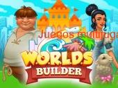 Worlds Builder game 2020 captura de pantalla